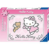 Hello Kitty 200 Piece Jigsaw Puzzle Game