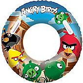 Bestway Angry Birds Kid's Inflatable Swim Ring