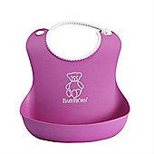 BabyBjorn Soft Bib (Pink)