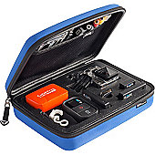 SP Storage Case For GoPro Cameras And Accessories Blue