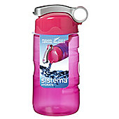 Sistema Sport Fusion Bottle 560ml, Pink