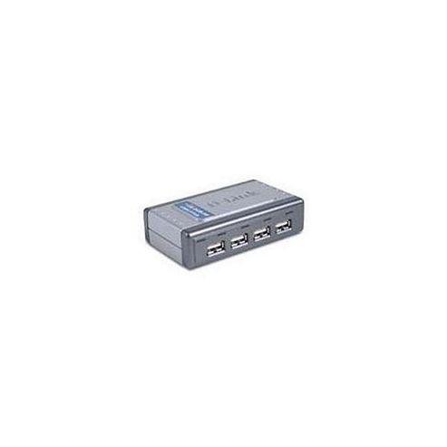 D-Link DUB-H4 USB 2.0 4-Port Hub