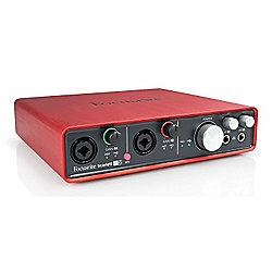 Focusrite 6i6 USB 2.0 Audio Interface