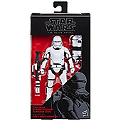 Star Wars The Force Awakens Black Series First Order Flametrooper 6 inch toy action figure