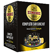 Simoniz Complete Car Care Kit