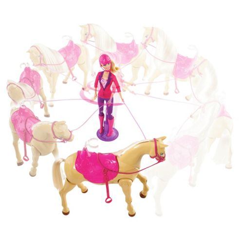 Barbie Train to Trot
