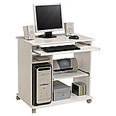 Parisot Peps Computer Desk - White