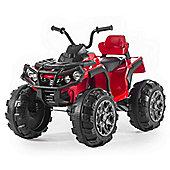 BIG ATV 12v Electric Beach Quad Bike - Red