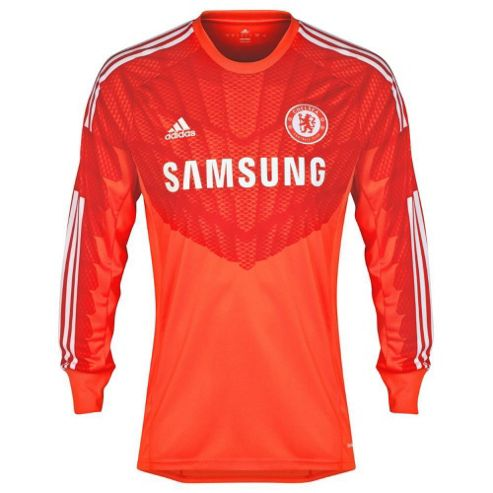 2014-15 Chelsea Adidas Home Goalkeeper Shirt (Kids)