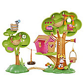 La La Loopsy Treehouse Playset with a Patch & Spot