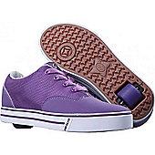 Heelys Legit Purple Heely Shoe - Purple