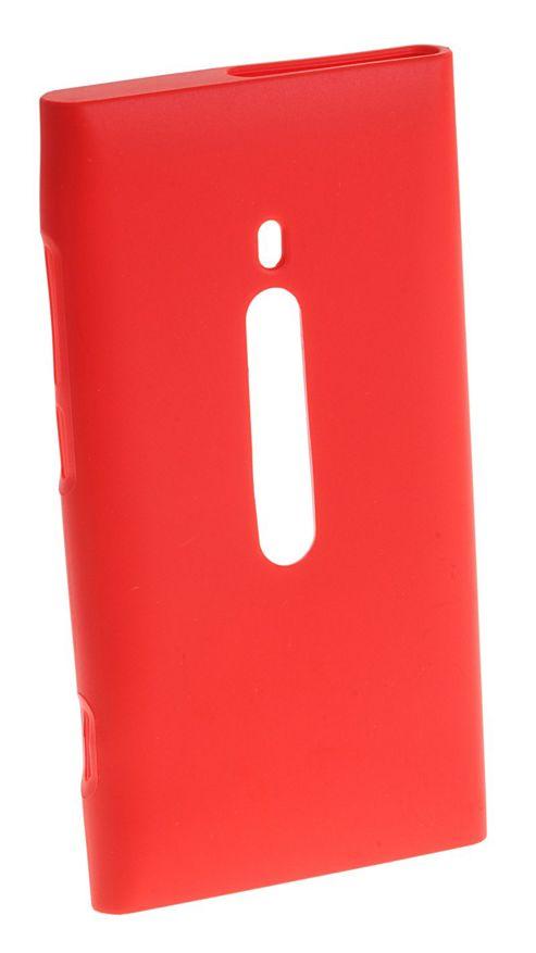 Nokia Soft Case for Nokia Lumia 800 - Red