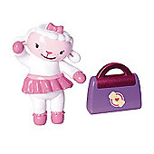 Doc McStuffins and Friends - Lambie Mini Figure and Bag