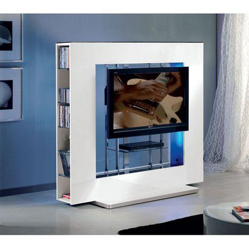 Buy Triskom High Gloss Tv Stand For Lcd Plasma 39 S White
