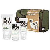 Bull Dog Wash Bag Skincare Kit For Men
