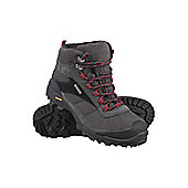 Typhoon Waterproof Iso-Grip Men's Boots - Grey