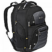 Targus Drifter Backpack (Black/Blue) for 16 inch Laptops