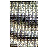 InRUGS River Grey Woven Rug - Round 200cm (6 ft 6.5 in)