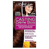 L'Oreal Paris Casting Crème Gloss454 Choc Brownie
