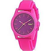Breo Ladies Breo Polygon Watch Pink Watch B-TI-PLY3