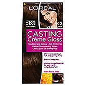 L'Oreal Paris Casting Crème Gloss400 Dark Brown