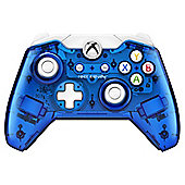 Rock Candy Licensed Xbox One Controller - Blueberry Bloom