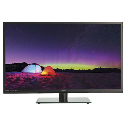 Technika 39E21B-FHD 39 Inch Full HD 1080p Slim LED TV With Freeview
