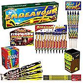 Garden Firework Kit