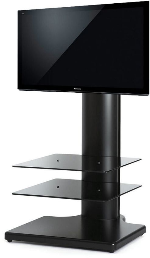 Flat Panel Stand In Black for TV s up to 32 inch