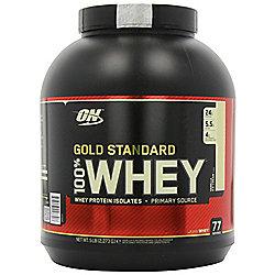 Optimum Nutrition 100% Whey Protein 2.27kg - Vanilla