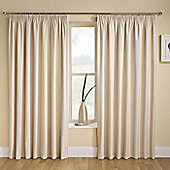 Tranquility, Cream 66 x 54 Blockout Thermal Curtains