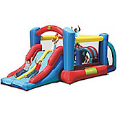 Racing Fun Bouncy Castle