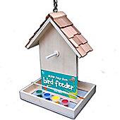 Paint Your Own Bird Feeder