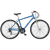 "2015 Viking Dimension 22"" Gents 21 Speed Hybrid Bike"