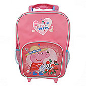Peppa Pig 'Home Sweet Home' Pretty Premium Wheeled Bag