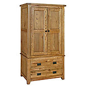 Kelburn Furniture Bordeaux Gents Wardrobe