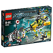 LEGO Agents Toxikitas Toxic Meltdown 70163