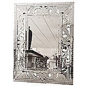 Home Essence Modal Bold Venetian Wall Mirror