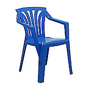 Nardi Ariel Kiddy Chair in Blue (Set of 2)