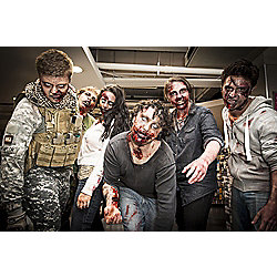 Zombie Bootcamp After Dark Experience for One: Sunday - Thursday
