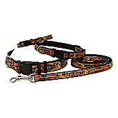 Hyper Pet Streethound Dog Collar - 0.63cm W x 14-20cm L