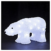 Acrylic LED Light-up Polar Bear