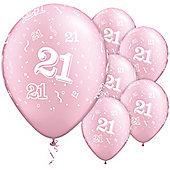 11' 21st Around Pearl Pink (25pk)