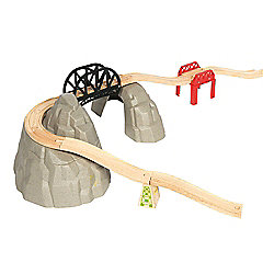 Bigjigs Rail BJT139 Rocky Mountain Expansion Pack