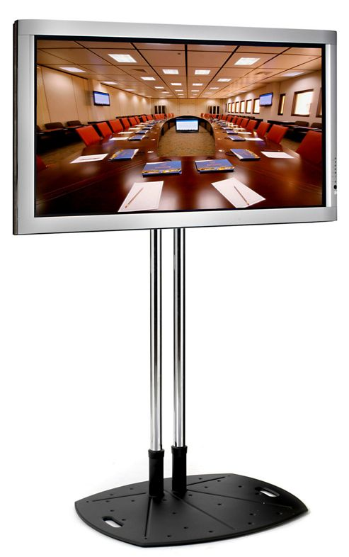 Premier Mounts Floor Stand for 37 inch to 63 inch TVs 84 inch Poles