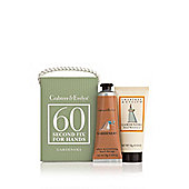 Crabtree & Evelyn Gardeners Mini 60 Second Fix Kit for Hands