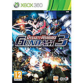 Dynasty Warriors Gundam 3 (Xbox 360)