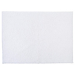 Tesco Basic Drylon Bath Mat, White