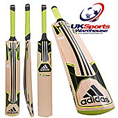 Adidas Pellara County Grade 2 English Willow Cricket Bat Size 3