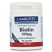 Biotin 500ug
